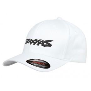Traxxas Logo Hat White S/M