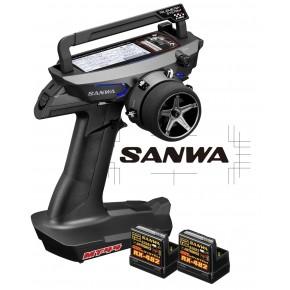 Sanwa MT44-PC Combo + 2...
