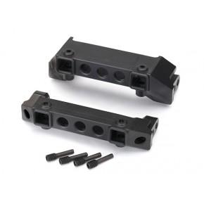Bumper mounts front & rear screw pins (4) TRX-4