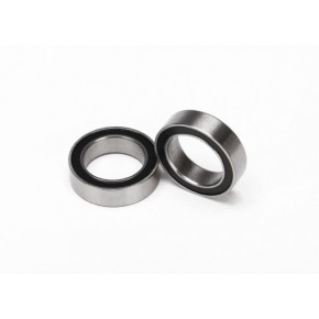 Ball bearings black rubber...