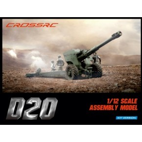 Cross-RC D20 1/12 Howitzer...