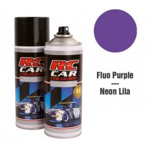 Spray pintura para lexan Purpura fluor