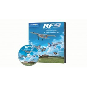 RF9 Flight Simulator,...