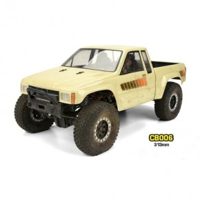 Crawler Body CB006 (313mm)