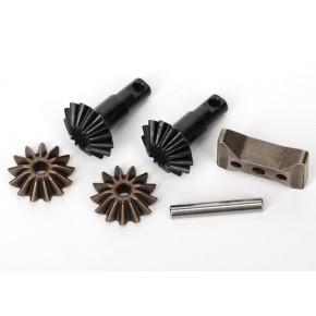 Gear set, differential...