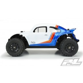 Volkswagen Baja Bug Clear Body for Traxxas Slash