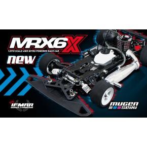 MUGEN MRX6X 1/8 Scale Nitro...