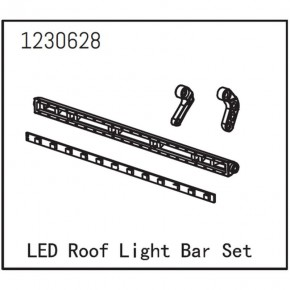 LED Roof Light Bar Set...