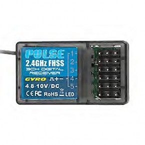 ETRONIX PULSE FHSS RECEIVER...