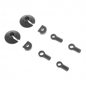 SHOCK ROD END SET (1 Pair)