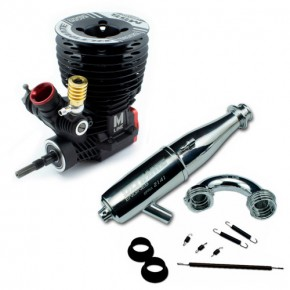 COMBO MOTOR ULTIMATE M5S + ESCAPE EFRA 2141