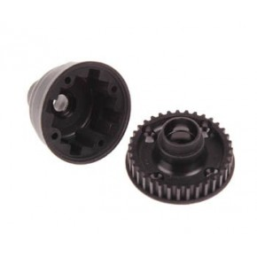 Gear Diff FR nylon case L&R