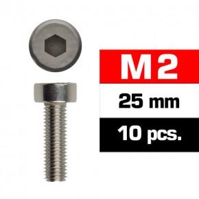 TORNILLOS M2x25mm...