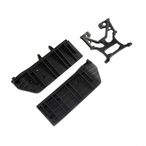 Side Plates & Chassis Brace...
