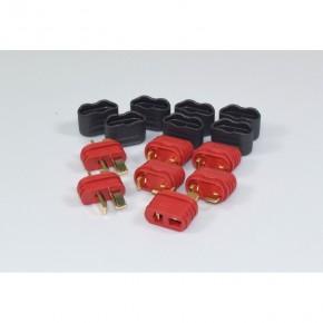 T-plug Set 2x Male 5x Female