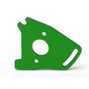 Plate, Motor green