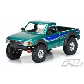 1993 Ford Ranger Clear Body...