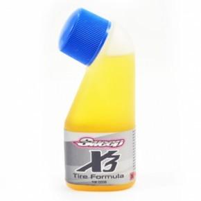 Sweep tires Formula...