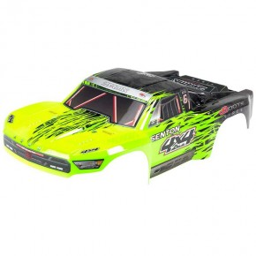 Painted Body with Decal...