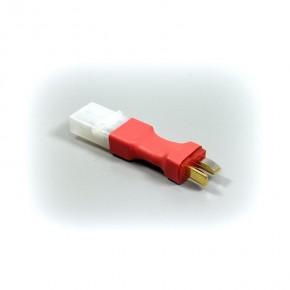 Adaptor T-plug Macho -...