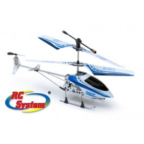 HELICOPTERO NANOCOPTER 3G ROJO