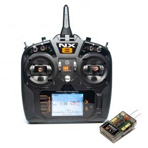 NX8 8-Channel DSMX...