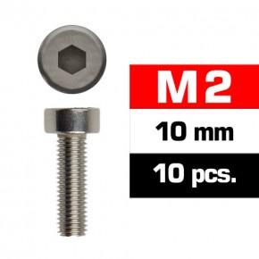 TORNILLOS M2x10mm...