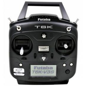 Emisora sticks Futaba 6K...