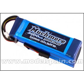 Much More LiPo Tx Battery 3000mAh 11.1V (KO, JR)