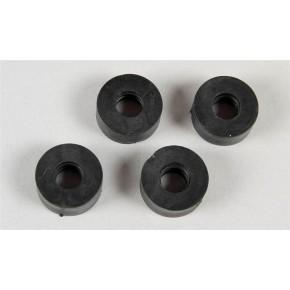 Dampening rubber, 4pcs.