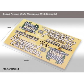 Speed Passion World...