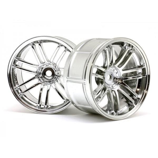 2 HPI Racing 33470 LP35 T-Drift Tire Bridgestone Potenza RE-11