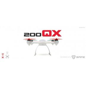 Quadricoptero Blade 180QX...
