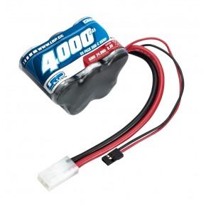 Bateria 6,0V-4000mAh NiMH...