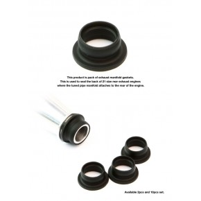 Exhaust Gasket Rubber for...