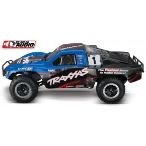 Traxxas Slash TQ 2.4GHz with OBA OnBoard Audio MODELO 2015