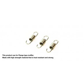 Short Exhaust Springs (3pcs)
