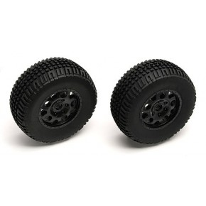 SC10 Front Tire/Wheel...